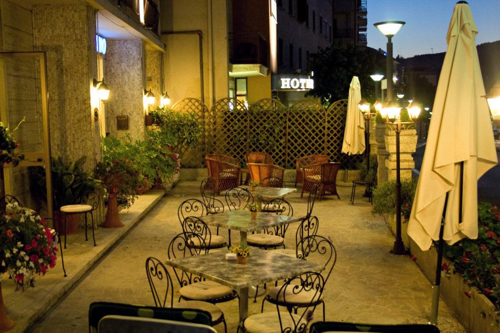 Hotel Arno, Chianciano Terme, Toskania #4