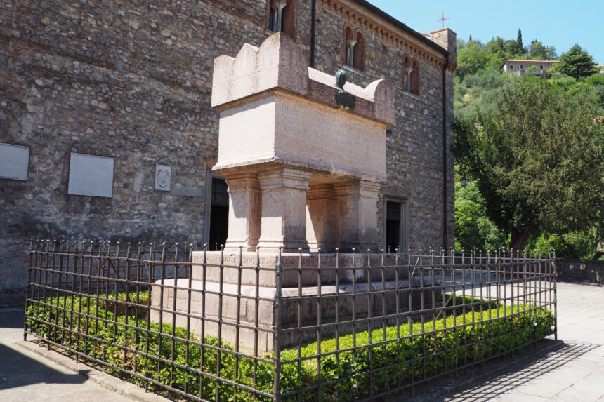 Arquà Petrarca, Włochy