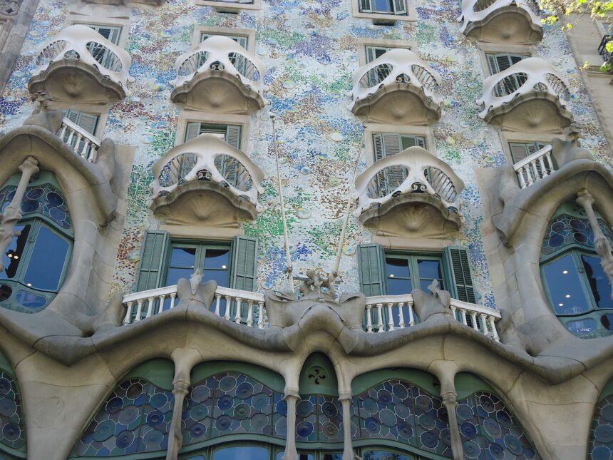 Gaudi - Casa Batllo, Barcelona