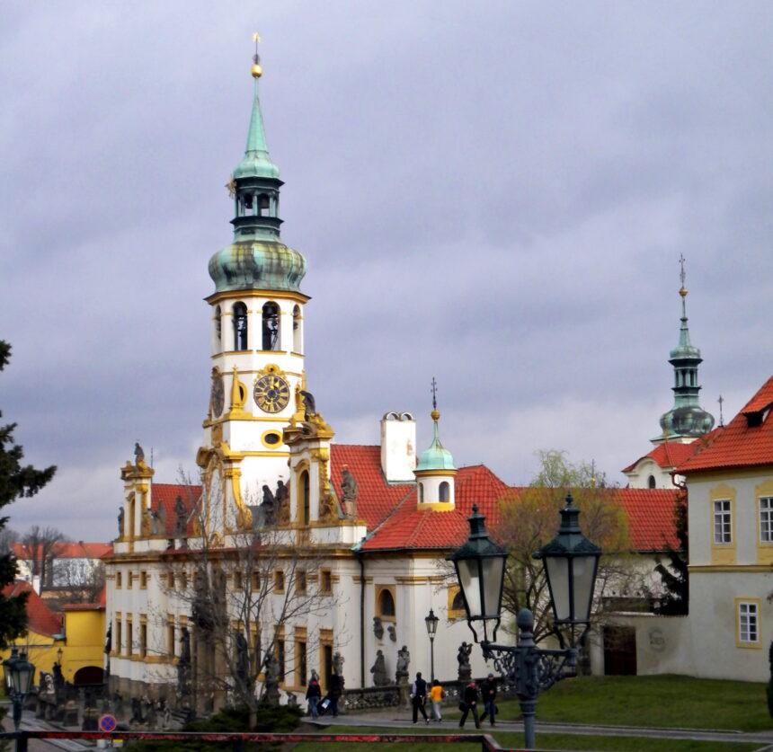 Loreta - Praga, Czechy