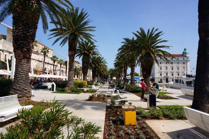 Split, Chorwacja - Dalmacja