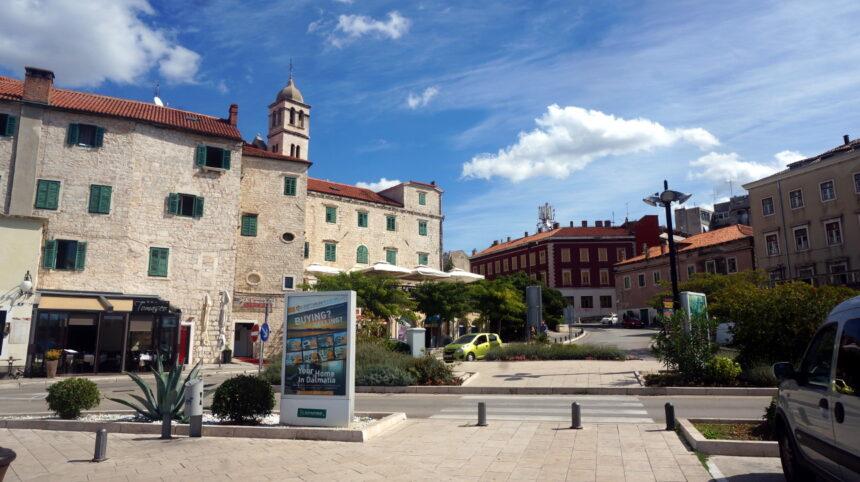 Szybenik, Chorwacja - Dalmacja