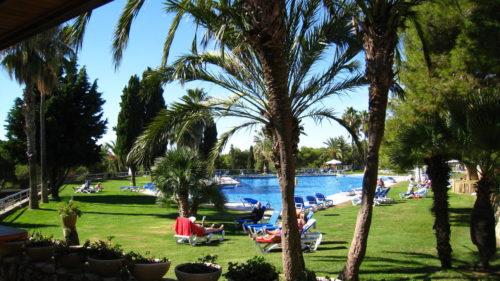 Kemping Villanova Park, Hiszpania