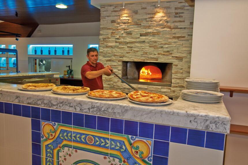 Baia Domizia - pizzeria