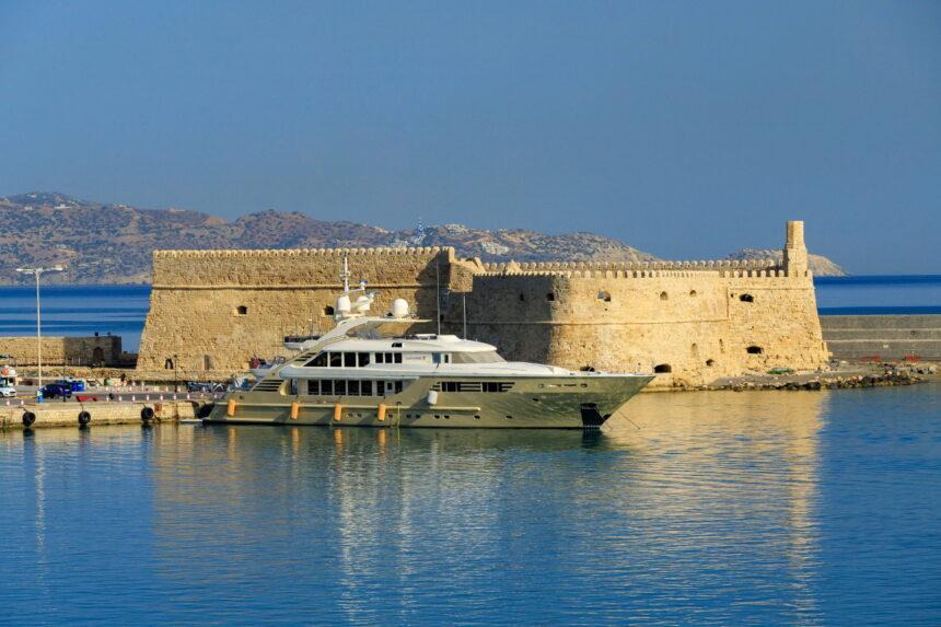Heraklion - Grecja, Kreta