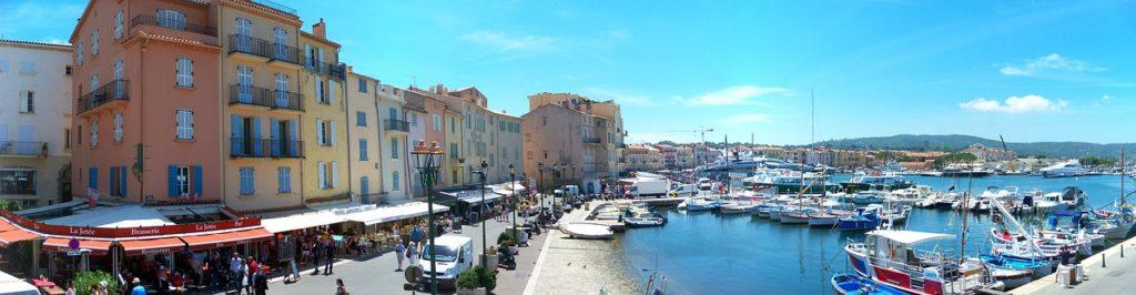 Saint-Tropez, Francja