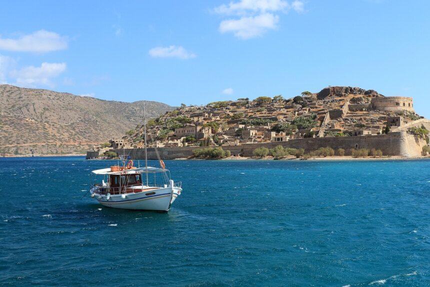 Spinalonga - Grecja, Kreta