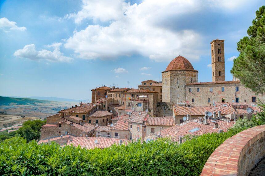 Volterra, Włochy
